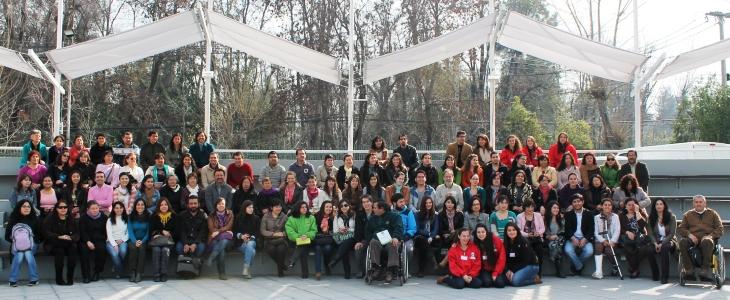 Seminario Internacional de Rehabilitación Basada en la Comunidad (RBC) en la UNAB 2012