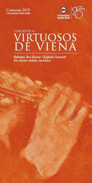 Virtuosos de Viena afiche
